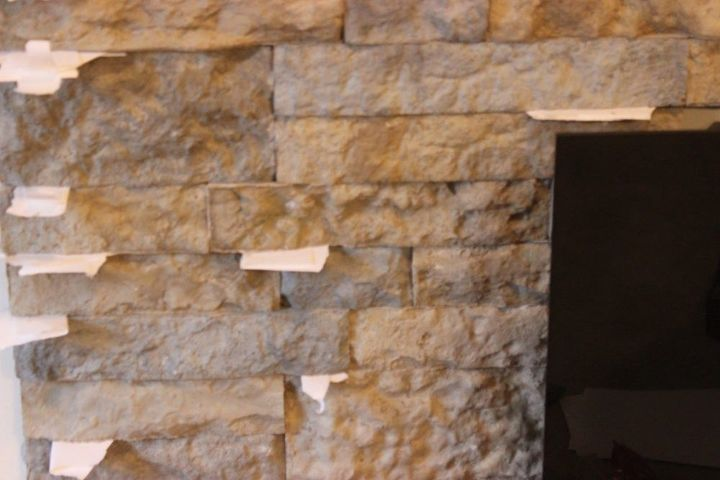 Diy Brick Stone Veneers: You Might Want To Buy Some Airstone At Lowe's When You See