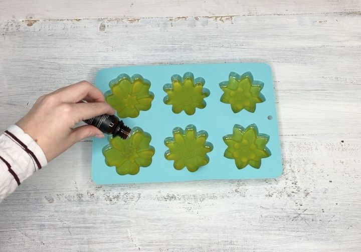 essential oil melts