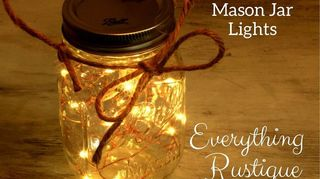 , Go to Etsy Find the Everything Rustique store to purchase Mason jar lights