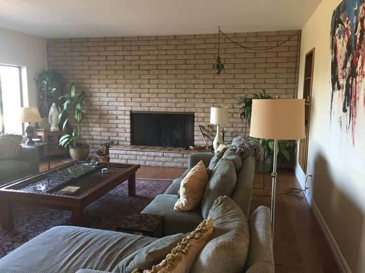 q need ideas for this fireplace wall home staging selling home, fireplaces mantels, home decor, real estate