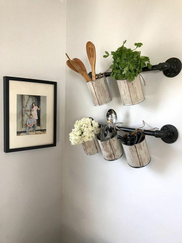 herb utensil hangers