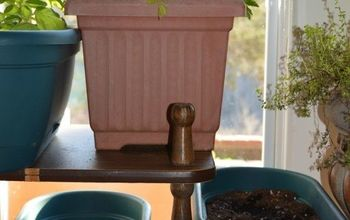 how to make an indoor herb container garden, how to