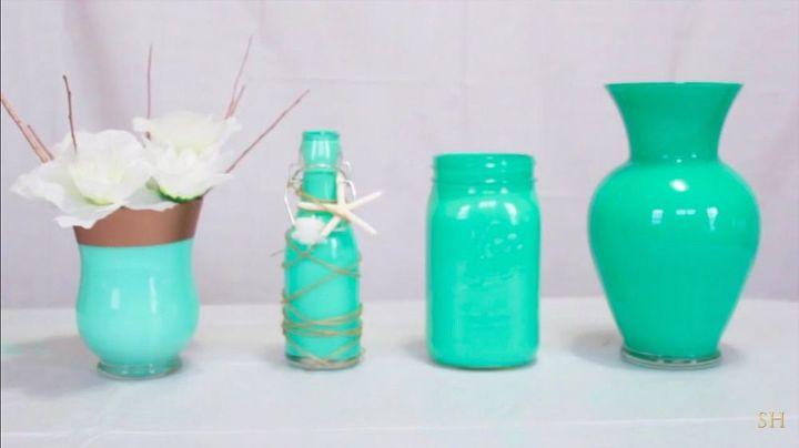 Diy Painted Vase Hometalk