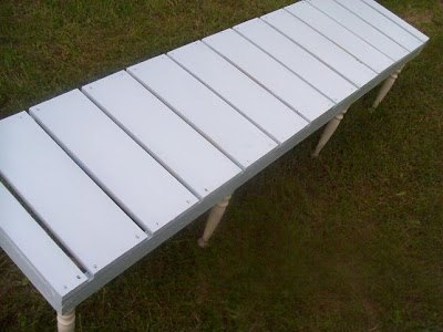 how to build an outdoor bench, how to, outdoor furniture