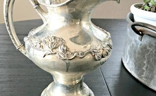 easy way to clean sterling silver heirlooms, cleaning tips