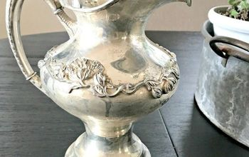How to Clean Silver Heirlooms