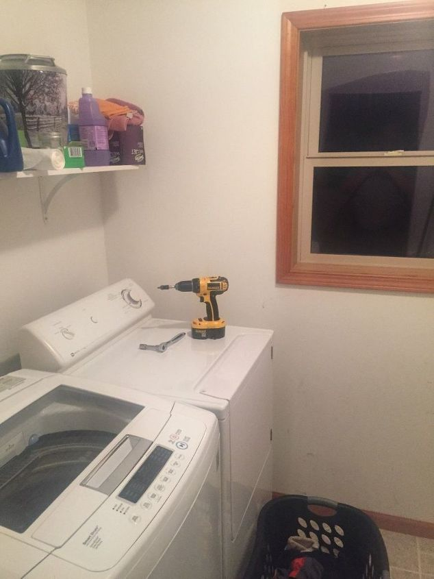 laundry room makeover, laundry rooms