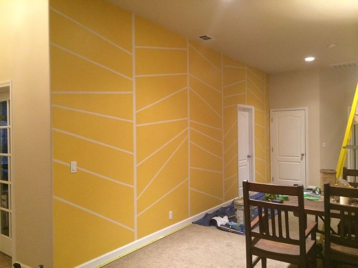 accent wall inspiration, home decor, wall decor
