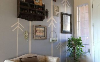 ACCENT ARROW WALL INSPIRATION