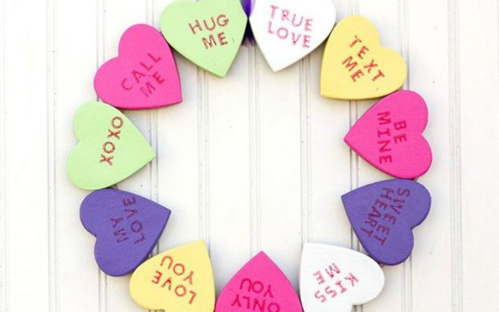 crafts for valentines day ideas dress your door for s with these 20 beautiful 6399