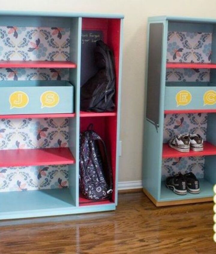 s conquer clutter in your home with these 8 brilliant ideas, home decor, organizing, Solution Compartments for everything