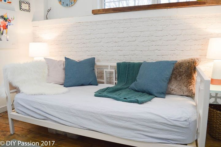 How To Style A Day Bed Like Sofa