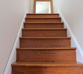Refinishing Our Farmhouse Stairs, ...