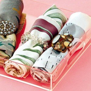 how to organize scarves, how to, organizing