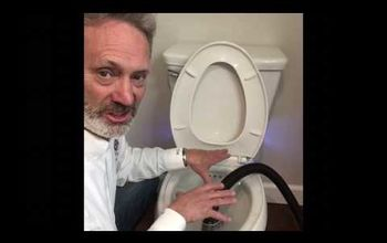 "Watch a ""MG Equipped"" Toilet Vent Away  Odor!"