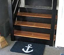 renewing your worn out garage steps, garages