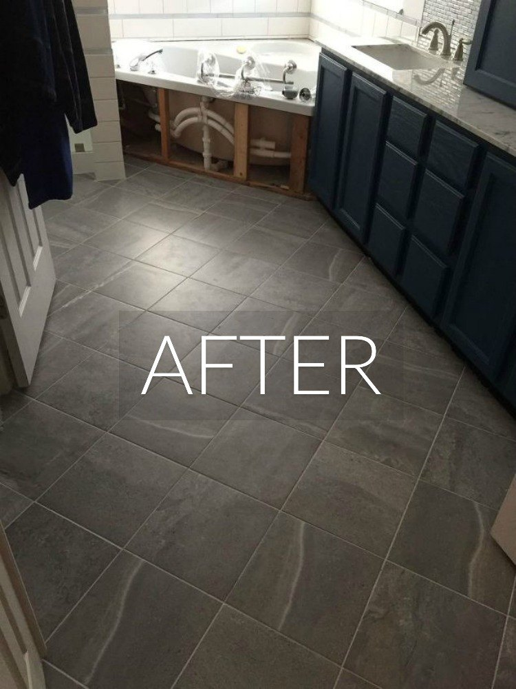 Floor Transformations That Convince You Get Rid