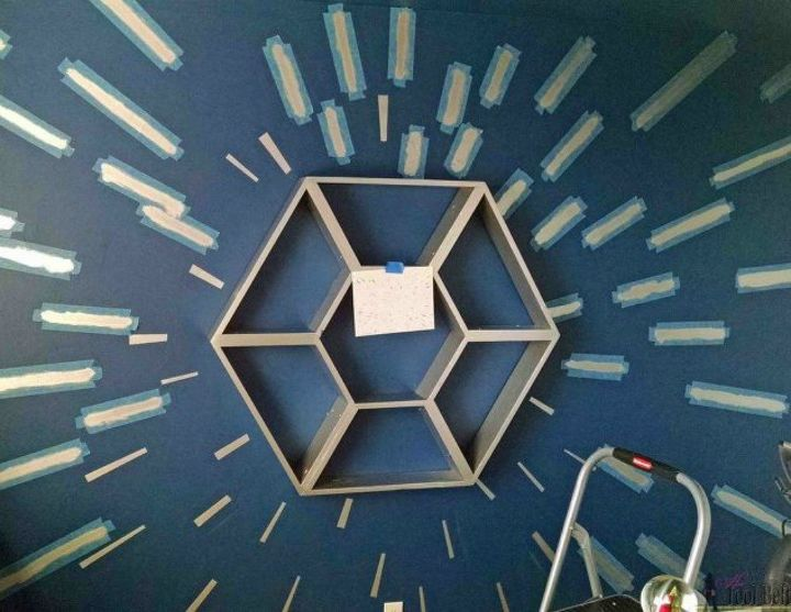 s 15 amazing sci fi decor ideas for the nerd in your family, home decor, Create a shelf to look like a star fighter