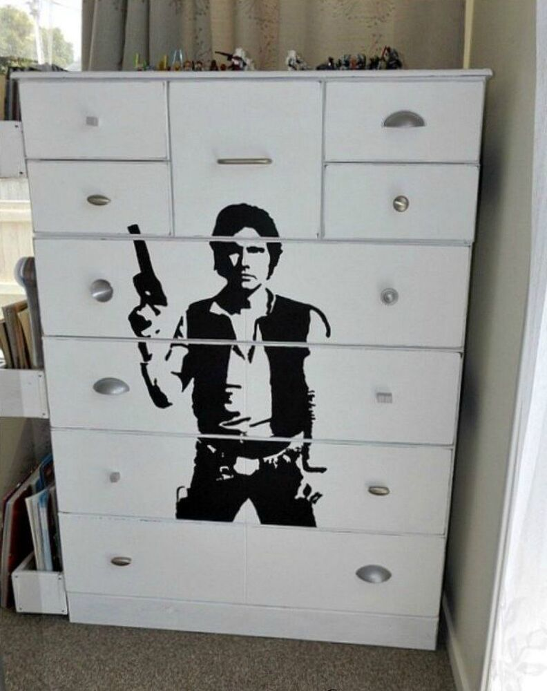 15 Amazing Sci-fi Decor Ideas for the Nerd in Your Family ...