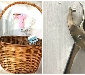 KnockOff William Sonoma Gardening Basket Hometalk