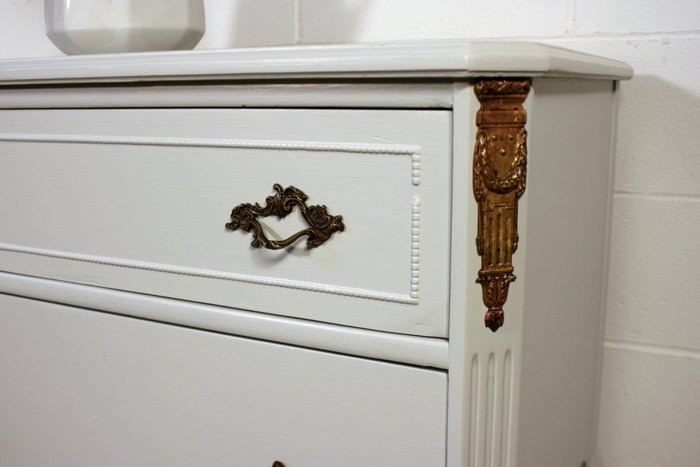 how to paint over painted furniture, how to, painted furniture