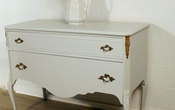 How to Paint Over Painted Furniture