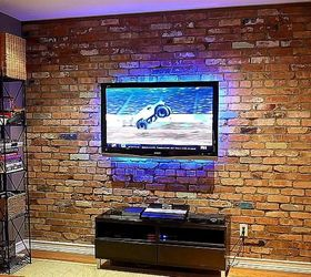 Beautiful How To Build An Interior Reclaimed Brick Veneer Wall, Concrete Masonry, How  To,