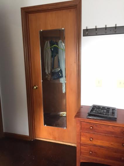 double sliding barn style doors for bathroom, bathroom ideas, doors