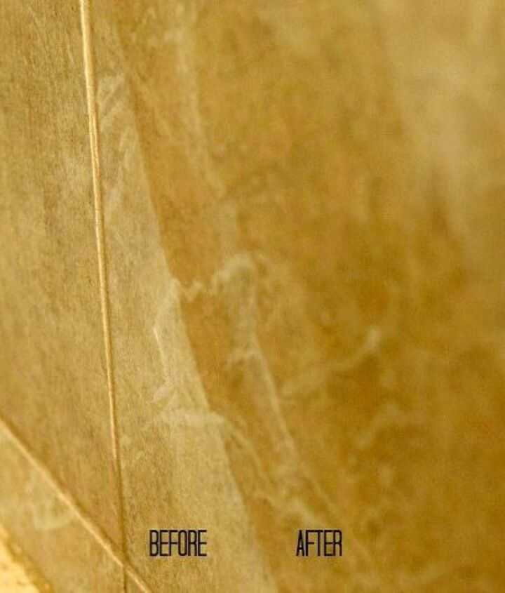 how to clean natural shower tile the right way marble granite glass, bathroom ideas, cleaning tips, flooring, how to, tiling