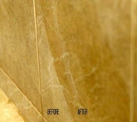 How To Clean Natural Shower Tile The Right Way Marble Granite Glass,  Bathroom Ideas,