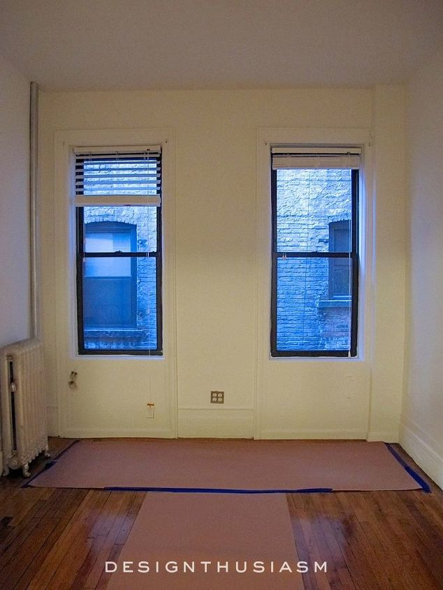 from tiny dark apartment to light and airy space