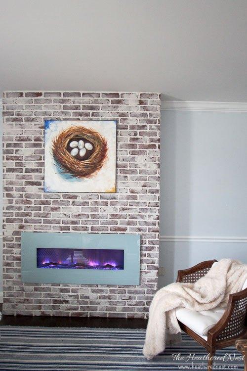 diy brick mortar wash, concrete masonry