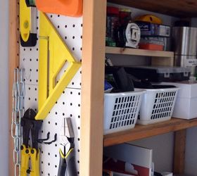Ikea Hack Customizing A Shelving Unit To Add More Function Storage,  Shelving Ideas, Storage
