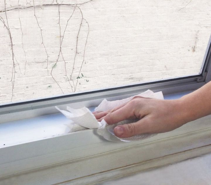 Tips For Cleaning Windows: How To Clean Your Window Tracks DIY