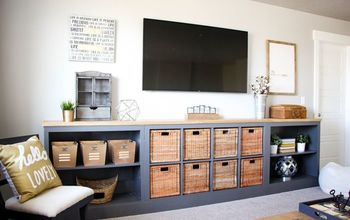IKEA Hack:  EXPEDIT Into Media Unit