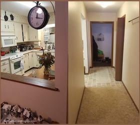 Condo Kitchen Renovation Before After Hometalk