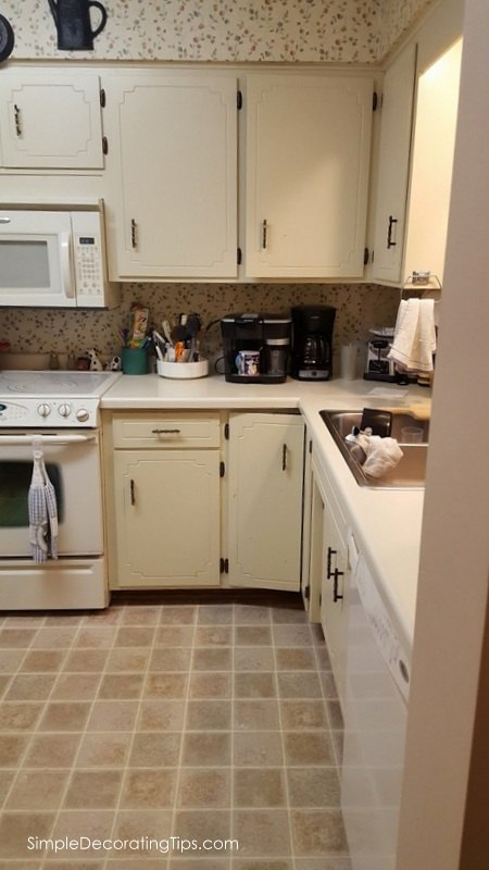 Condo Kitchen Renovation, Before & After