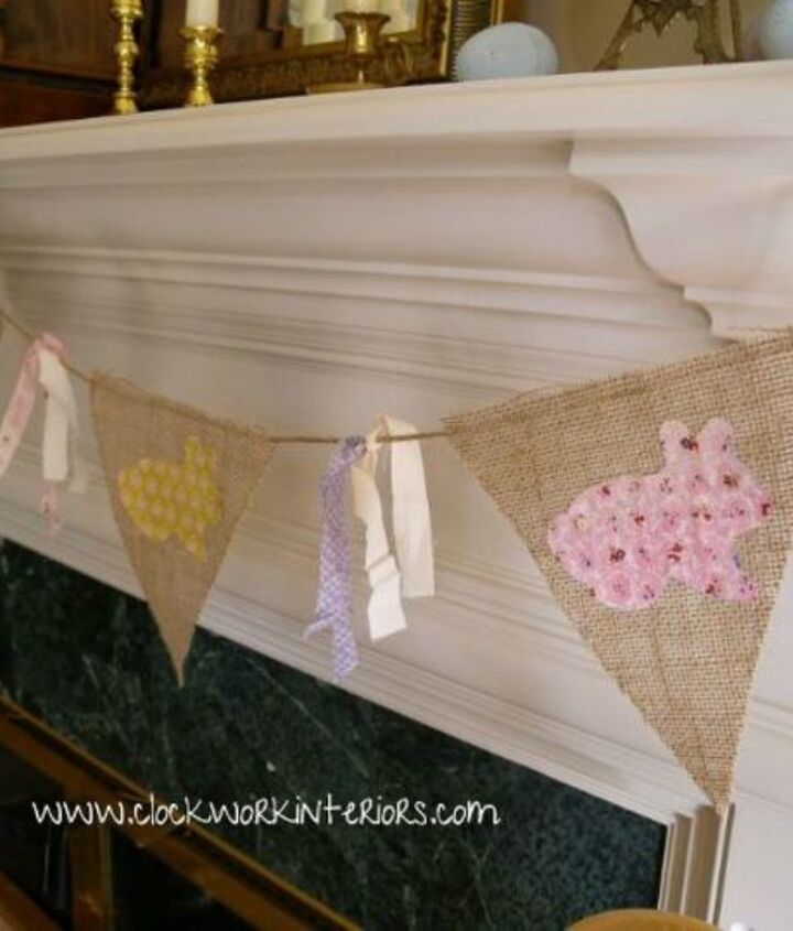 s x clever ways to use cookie cutters outside of your kitchen, kitchen design, To decorate your party mantle