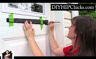 how to add architectural detail to your garage doors, architecture, doors, garage doors, garages, how to