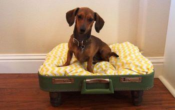 DIY Doggie Bed