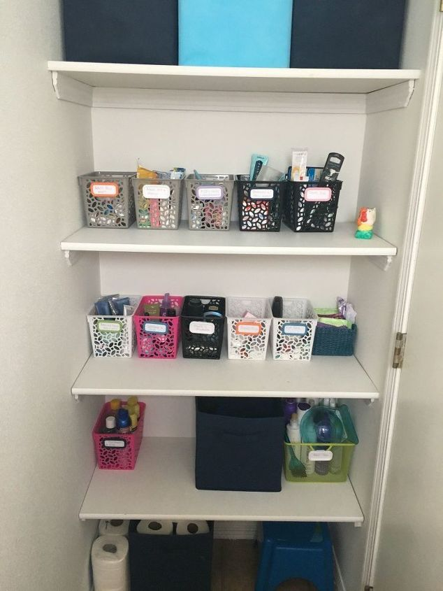 e medical supply closet, closet