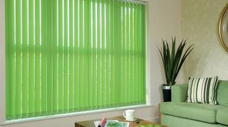 , Vertical colored blind