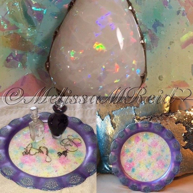 Unicorn Spit Opal Technique On A Dime Hometalk