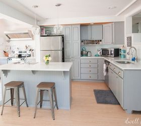 How To Paint Kitchen Cabinets With Chalk Paint, Chalk Paint, How To, ...