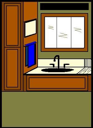 e throwback thursday our 2006 bathroom update, bathroom ideas