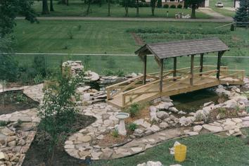 e throwback thusday 1990 s backyard makeover