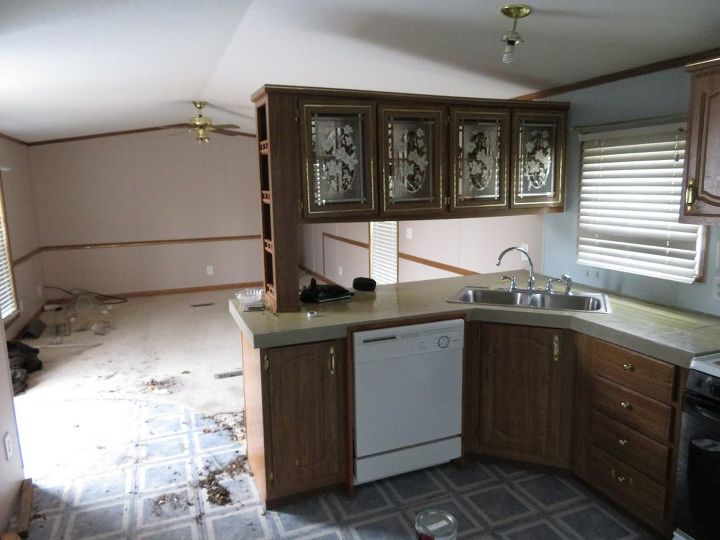 Hoe To Repair Counter Tops In A Mobile Home Hometalk