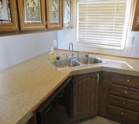 Hoe To Repair Counter Tops In A Mobile Home | Hometalk