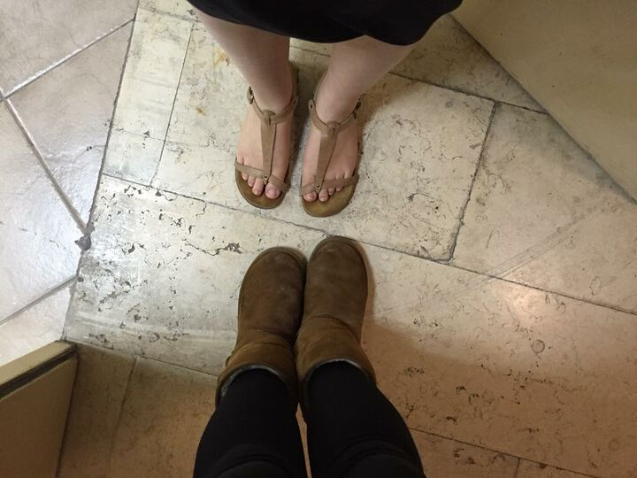 e our entryway is too narrow for shoes do you have a similar problem