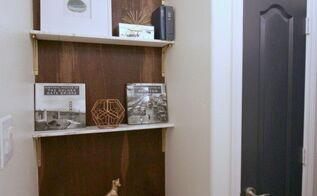 diy custom wood accent wall, home decor, wall decor